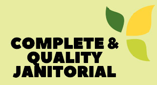 Complete & Quality Janitorial Logo